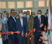 افتتاح وحدة البيولوجيا الجزيئية بجامعة الزقازيق
