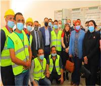 «مكافحة الإدمان» يطلق مبادرة «بإيدينا» لتصميم المتعافين مركز جديد لعلاج المرضى