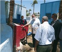 محافظ أسيوط يؤكد أهمية تطوير الريف المصري ووفد الوزراء يتابع التنفيذ