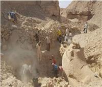 جبانة خوي الأثرية.. «هرم مُدمر» حيّر عالمين مصري وفرنسي
