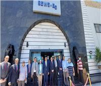 يوفر 12 ألف فرصة عمل.. «محلية النواب» تتفقد مصنع الضفائر الكهربائية ببورسعيد
