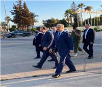 اللواء عباس كامل ينقل لـ«حفتر» إشادة الرئيس السيسي بجهود الجيش الليبي