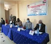تقدم كبير خلال الاجتماعات المشتركة للحدود بين السودان وجنوب السودان