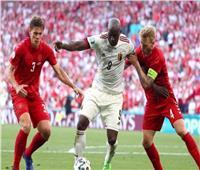 يورو 2020   «لوكاكو» يفوز بجائزة رجل مباراة «بلجيكا والدنمارك»