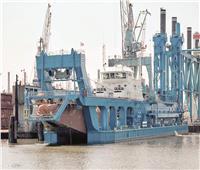 الكراكة «المشير طنطاوى» تنضم لأسطول القناة خلال أسابيع