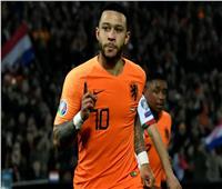يورو 2020 | «ديباى» يمنح هولندا هدف التقدم على النمسا فى الشوط الأول| فيديو