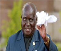 الاتحاد الإفريقي: كوندا رئيس زامبيا الأسبق أيقونة نضال وحارب العنصرية