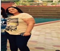 ملك أحمد زاهر تصدم الجمهور بوزنها الزائد  فيديو