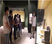 متحف الإسكندرية يستقبل الأطفال ضمن مبادرة إعرف بلدك  صور