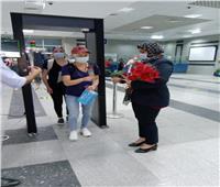 مطار الغردقة يستقبل أولى رحلات «مصر للطيران» القادمة من براغ