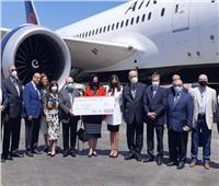 مطار القاهرة يستقبل أولى رحلات «إير كندا» من مونتريال صور