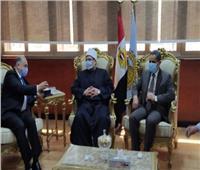 وزير الأوقاف: افتتاح 8 مساجد.. والوزارة مستمرة في أعمار المساجد