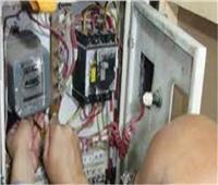 ضبط 12 ألف قضية سرقة كهرباء خلال 24  ساعة