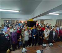 43 شركة تشارك في ندوة عن السلامة والصحة المهنية ببورسعيد