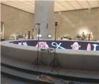 أول جولة افتراضية من نوعها في المتحف القومي للحضارة المصرية