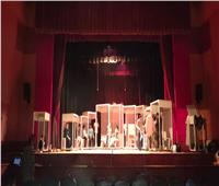 «ظلال» على مسرح قصر ثقافة السويس