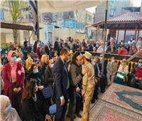 افتتاح مؤسسة البنات بدمياط