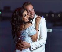 أول ظهور لمحمد علي رزق بعد زفافه