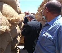 الزراعة تكثف الزيارات الميدانية على محطات التقاوي في محافظة الفيوم