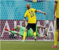 يورو2020| السويد يشعل المجموعة الخامسة .. تعرف على الترتيب الحالي