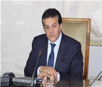 وزير التعليم العالي يتابع جهود مركز بحوث وتطوير الفلزات خلال شهر مايو