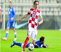 يورو2020 | انطلاق مباراة كرواتيا والتشيك