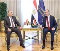 وزير الاتصالات: توجيهات من القيادات السياسية بمصر والعراق لتكثيف التعاون المشترك