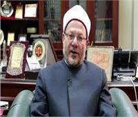 مفتي الجمهورية: الانضمام إلى الجماعات الإرهابية مثل الإخوان حرام شرعا