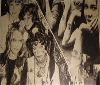 في الستينيات.. الوشم على الخدود صيحة الحسناوات في هذا البلد