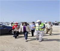 «محلية النواب» تتفقد مشروع مجزر ومحجر صحي بدمياط بتكلفة 200 مليون