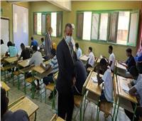 1114 طالبا يؤدون امتحانات الشهادة السودانية 2021 بالجيزة