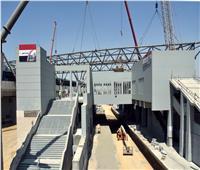 وزير النقل: افتتاح مشروع القطار الكهربائي الخفيف أكتوبر 2021