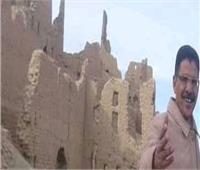 كورونا يعطل أعمال الترميم والتنقيب.. الوباء يحاصر آثار منقباد