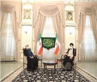 بعد فوزه فى إيران.. روحاني يهنئ «رئيسى».. والرئيس المنتخب: أتمنى الثقة