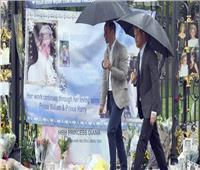 تدشين تمثال تكريماً للأميرة ديانا في لندن