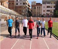 تفعيل مبادرة «الرياضة أسلوب حياة» بجامعة المنوفية
