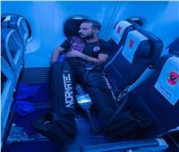 «٦٠ دقيقة» استشفاء لـ«علي معلول» على طائرة الأهلي