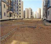 مسئولو «الإسكان» يتفقدون أعمال المرافق ضمن «سكن لكل المصريين» بحدائق العاصمة