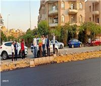 جهاز مدينة الشروق يشن حملة إشغالات وضبط مخالفات بمنطقة الورش