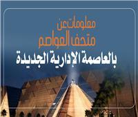إنفوجراف| معلومات عن متحف العواصم بالعاصمة الإدارية الجديدة