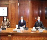 وزيرا السياحة والاتصالات يتابعان الموقف التنفيذي لمشروعات التحول الرقمي