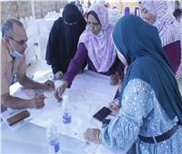 بحوث الصحراء يقدم حزمة ممارسات للإدارة المستدامة للمحاصيل بواحة الخارجة