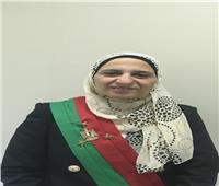 المستشارة نهى الطحان تمثل النيابة الإدارية أمام تأديبية الإسماعيلية
