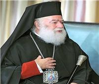 البابا «ثيودروس الثاني» يلتقي رئيس الوزراء اليوناني بالاسكندرية.. غداً
