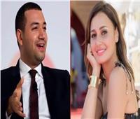 رسائل حب وغرام بين حلا شيحا ومعز مسعود بحضور مصطفى الأغا