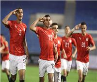 كأس العرب للشباب| مصر تتقدم بهدف على النيجر في الشوط الأول