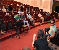 إشادة بأفلام الطلبة في رابع أيام مهرجان الإسماعيلية السينمائي الدولي