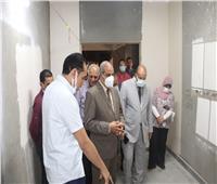 رئيس جامعة الأزهر يُطالب بسرعة الانتهاء من أعمال الصيانة بالمدن الجامعية