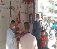 حملة مكبرة لضبط الأسعار والأسواق بمدينة سمالوط