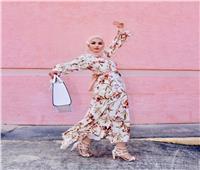 للمحجبات| صيحات موضة الفساتين لعام ٢٠٢١